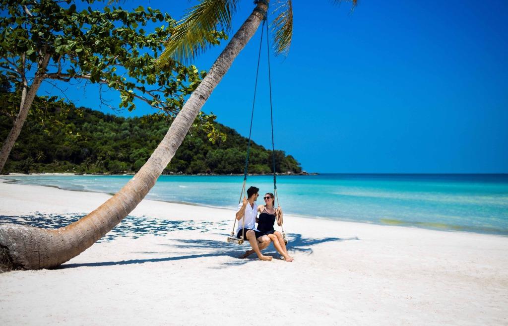 Beaches on Phu Quoc Island - La Veranda Resort Phú Quốc
