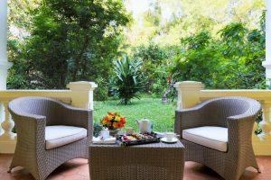 La Veranda - Premier Executive Garden - Garden View